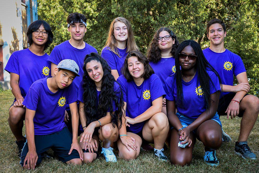 Jeunes animateurs bénévoles SLSO